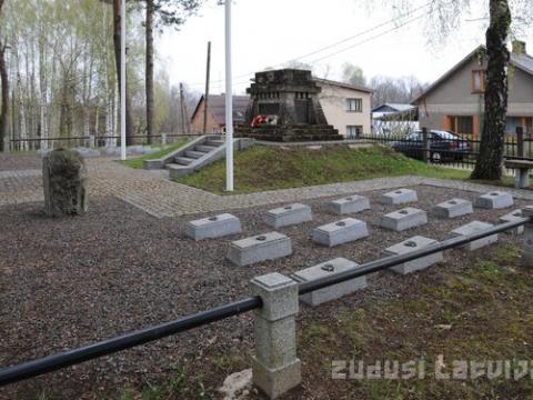 Turku kapi Cēsīs. Attēls: zudusilatvija.lv